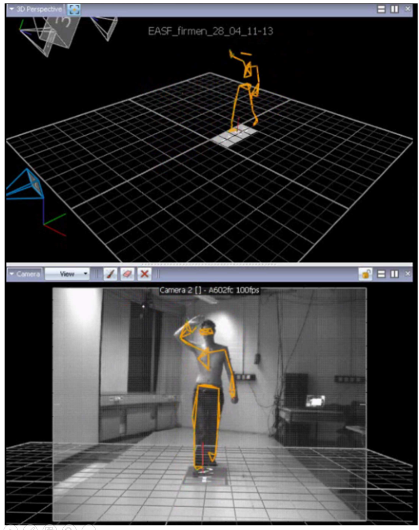 NectOne Motion Capturing and Gesture Control